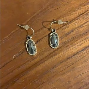 Kendra Scott pyrite earrings